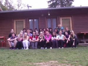 Adaptační kurz 2011